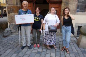 Podpora Nadace ČEZ